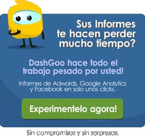 Informes de Adwords, Google Analytics, anuncios de Facebook en unos pocos clics. Pruébalo ahora